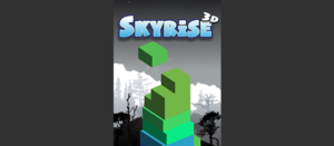 Full source code game Sky Rise trong Unity Engine