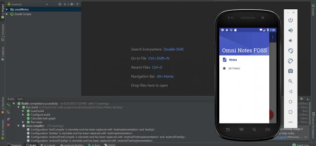 Tạo ứng dụng ghi chú điện thoại android, tạo lịch nhắc full source code