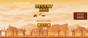 Game đuổi chó sa mạc lập trình bằng ngôn ngữ c#