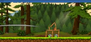 Trò chơi Angry Birds trong UNITY Engine