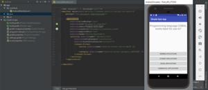 Ứng dụng câu đố đơn giản trong Android với mã nguồn