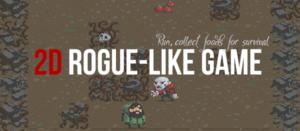full code source 2D Rogue-Like Game