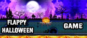 full source code Trò chơi Halloween Flappy