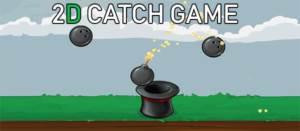 code game Trò chơi bắt bóng 2D trong UNITY ENGINE