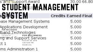 Hệ thống quản lý sinh viên bằng Java