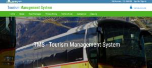 Hệ thống quản lý du lịch bằng PHP