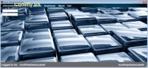 Hệ thống quản lý thư viện trong c#